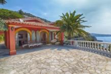 Villa avec magnifique vue mer panoramique au Cap de Nice