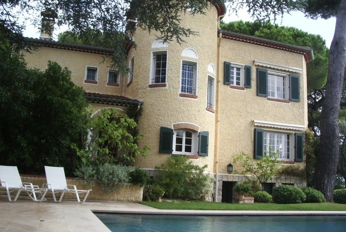 Location maison cap d 39 antibes villa cap d 39 antibes ouest for Antibes location maison