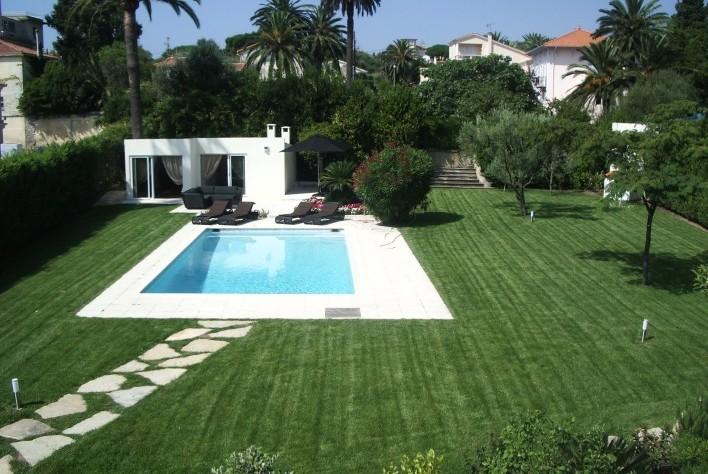 Vente maison cap d 39 antibes villa 180 m cap d for Art jardin ochsenfurt