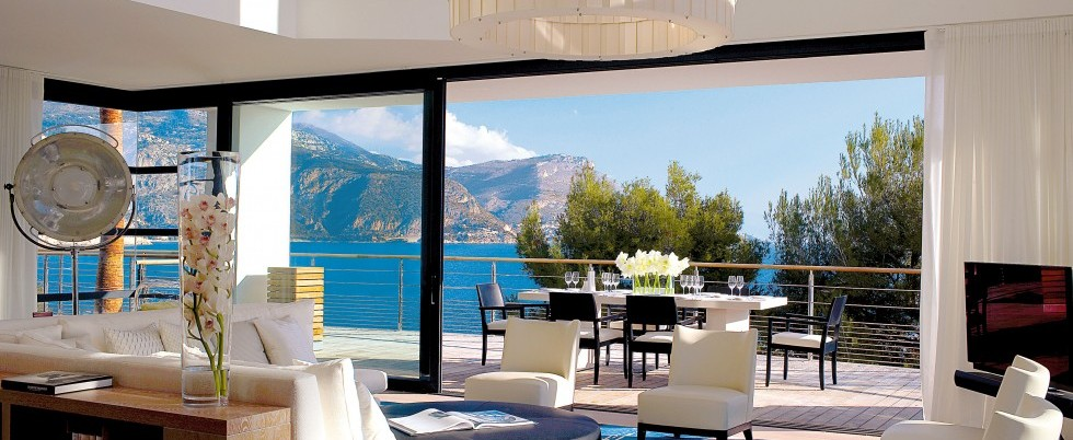 St Jean Cap Ferrat - Sublime contemporain for rent