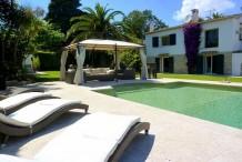 Villa avec piscin et jardin platà pied des plages