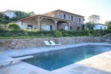 Belle villa moderne avec belle vue sur le mer, piscine privé et 6 chambres