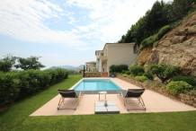 A vendre : Villa moderne avec vue mer - Mandelieu la Napoule