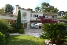 Villa 400m² Juan les Pins
