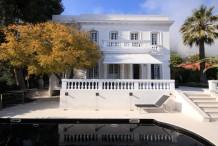 Villa Belle époque - Villefranche - vue mer - 4 chambres