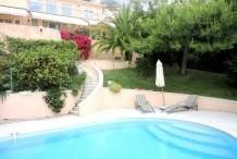 Jolie villa avec belle vue sur Monaco et la mer