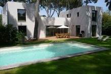 Villa contemporaine Cap d'Antibes - 4 Chambres