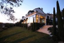 Villa avec vue sur la mer et piscine sur La Califorine