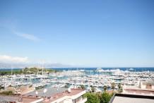 Appartement 4 pièces, vue mer, grande terrasse, plage à pied