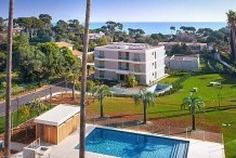 Appartement 2 pièces avec une vue sublime sur la mer dans un endroit d'exception
