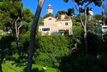Villa avec une belle vue sur la mer et piscine privée au calme