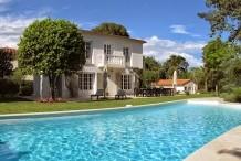 Villa rénovée dans un domaine férmé proche plage