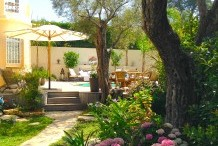 Villa avec 4 chambres à 2 pas de la plage de Ondes