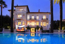 Belle Eopque style villa in Cannes