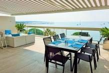 La Croisette , très bel apppartement moderne avec une vue panoramique sur la mer