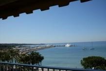 3 pièces Cannes Croisette vue mer