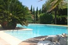 Villa 5 chambres, piscine, vue mer, proche plage