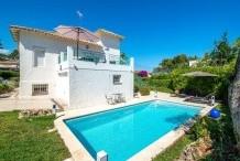 Villa avec 4 chambres et piscine propche plage de al Garoupe