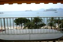 3P Cannes Croisette terrasse mer
