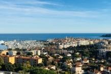 Appartement 3 pièces avec une vue sur la mer à louer à l'année