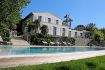 Beautiful villa in few steps from the downtown of St Tropez