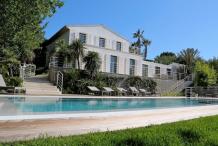 Belle villa à 2 pas du centre de St Tropez