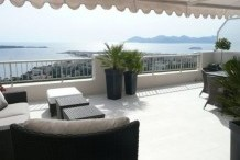 Duplex 5P Cannes Californie grand luxe