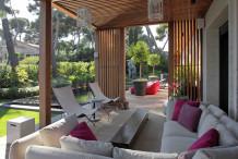 Villa moderne avec belle vue sur la mer au Cap d'Antibes