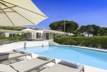Villa moderne avec 5 chambres et piscine, à 400 m de Pampelonne