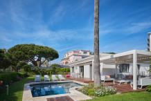 Villa avec piscine et vue mer sur la Croisette