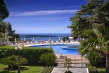 Magnifique appartement 170 m, vue mer panoramique, piscine, tennis