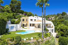 Villa contemporaine Super Cannes