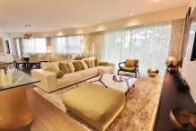 Magnifique appartement avec 4 chambres et vue mer au Cap d'Antibes
