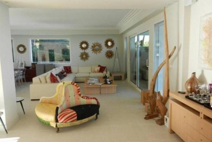 Location - Maison - Cap d\'Antibes - Villa moderne en front mer au ...