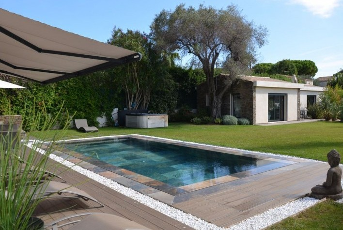 Location - Maison - Cap d\'Antibes - Villa moderne avec 5 chambres et ...