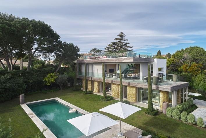 Vente Maison Cap D Antibes Villa Contemporaine Avec