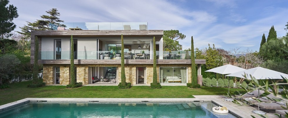 CAP D'ANTIBES CONTEMPORAIN 5 BEDROOM - SEA VIEW - 6 900 000 €
