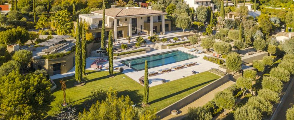 Cannes - Amazing villa for rent - 9 bedroom