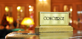 Hofborg concierge and services